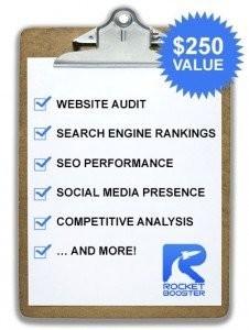 Free marketing evaluation