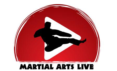 Marital Arts Live Logo